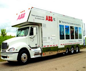 ABB Trade Show Tour