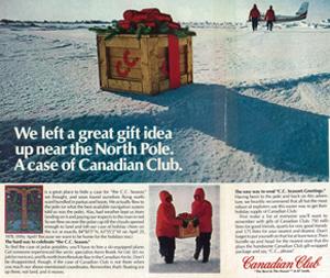 Canadian Club North Pole
