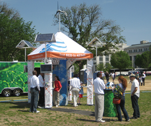 AT&T Powers Earth Day with Solar