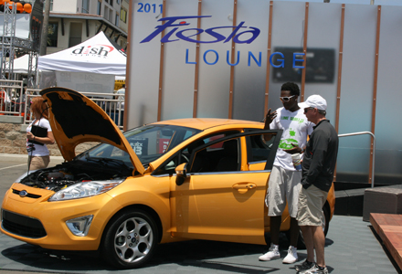 Ford Fiesta Lounge