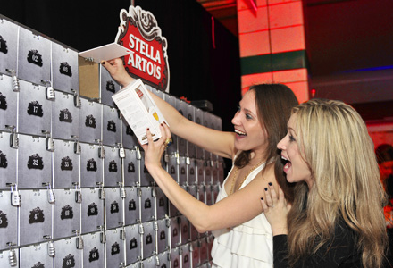 Stella Artois Event Celebrates La Societe and '60s Style