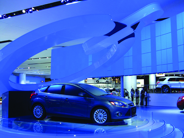 Ford NAIAS 2011