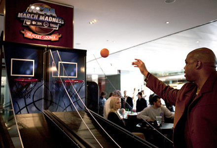 Turner Launches NCAA Lounge