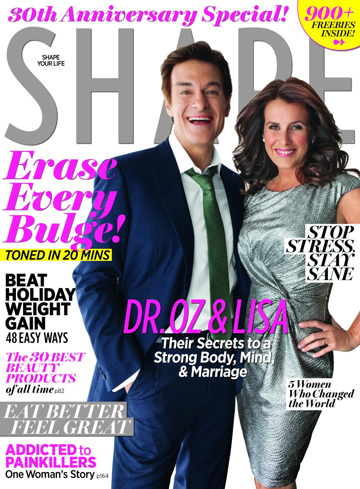 Shape Magazine 30th Anniversary