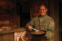 """History """"Swamp People"""" Chef"""