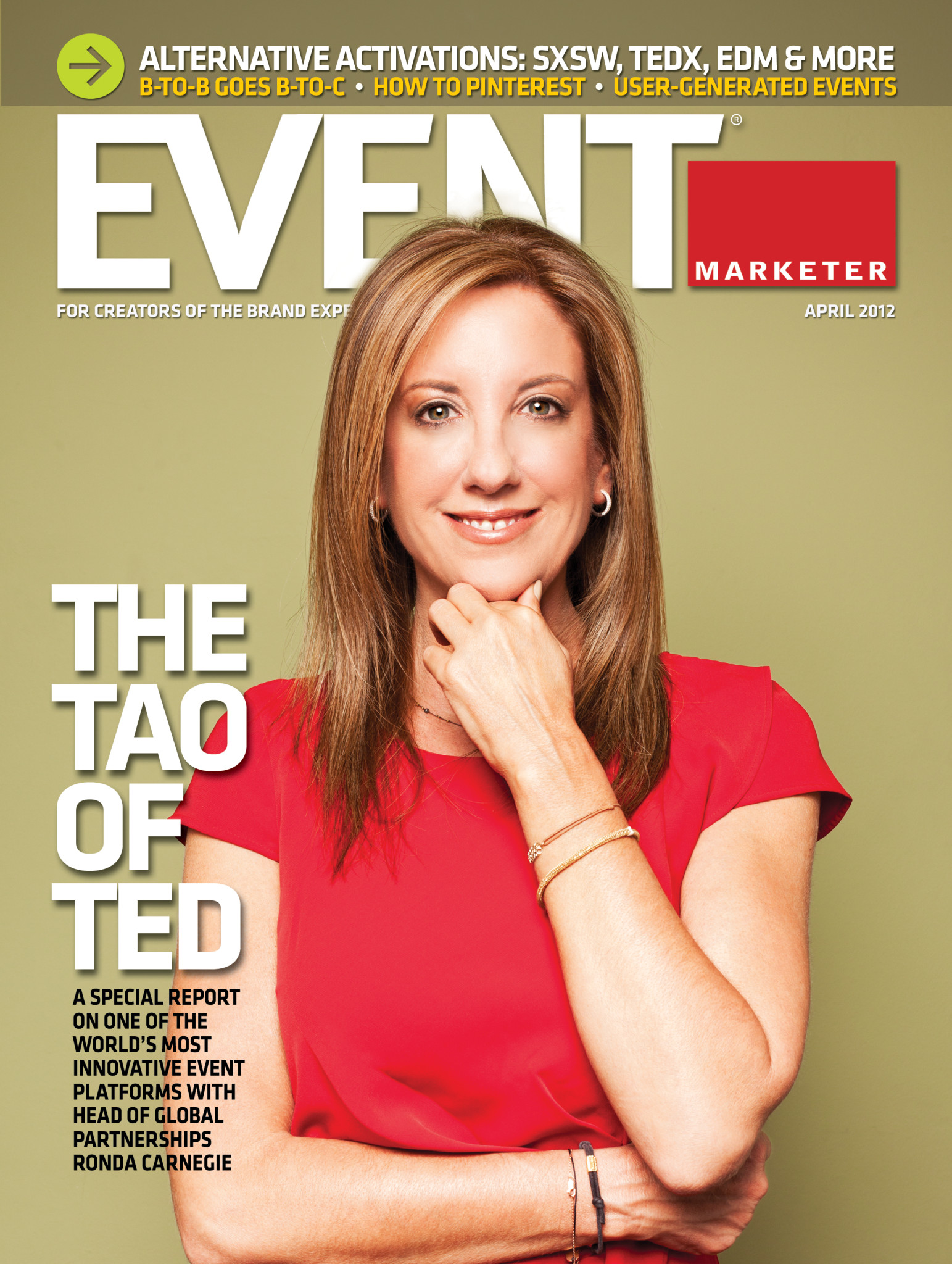 Event Marketer April 2012 Issue