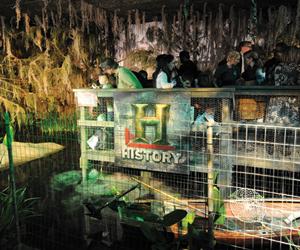 "History ""Swamp People"" NY Exhibit"