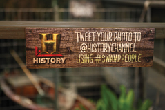"History ""Swamp People"" Twitter"