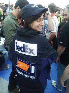 FedEx SXSW 2012