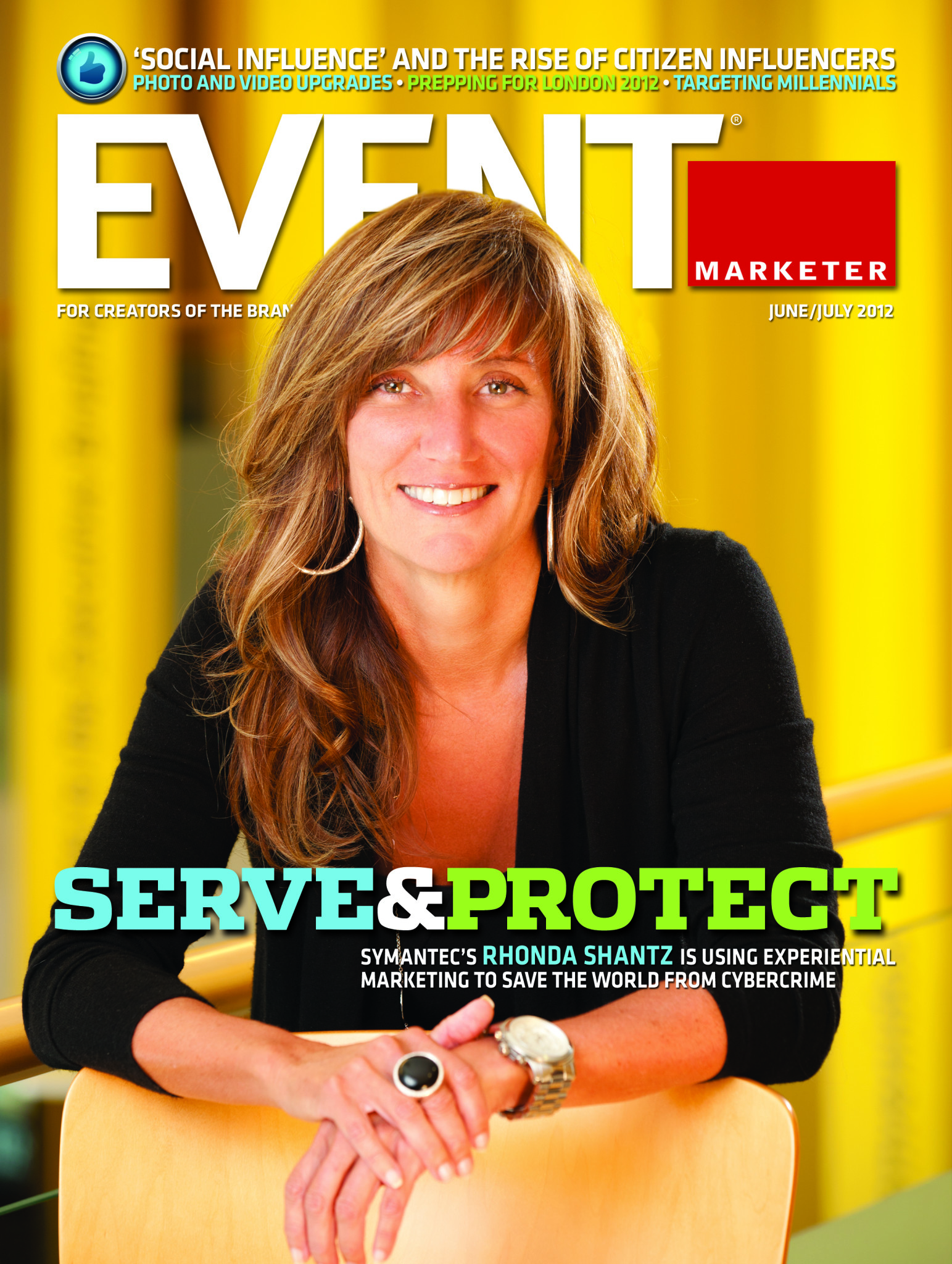 Event Marketer June/July 2012