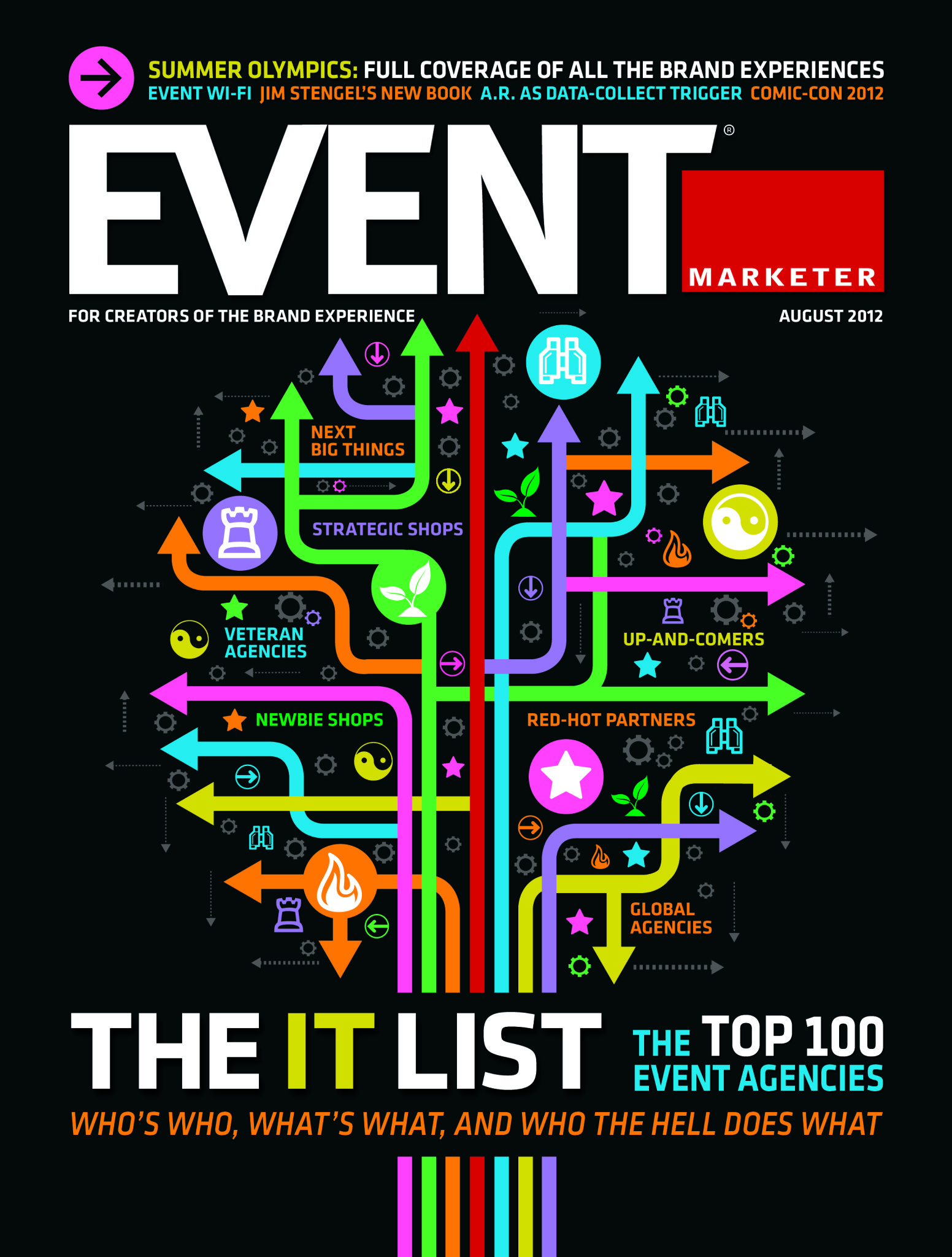 Event Marketer August 2012 Cover