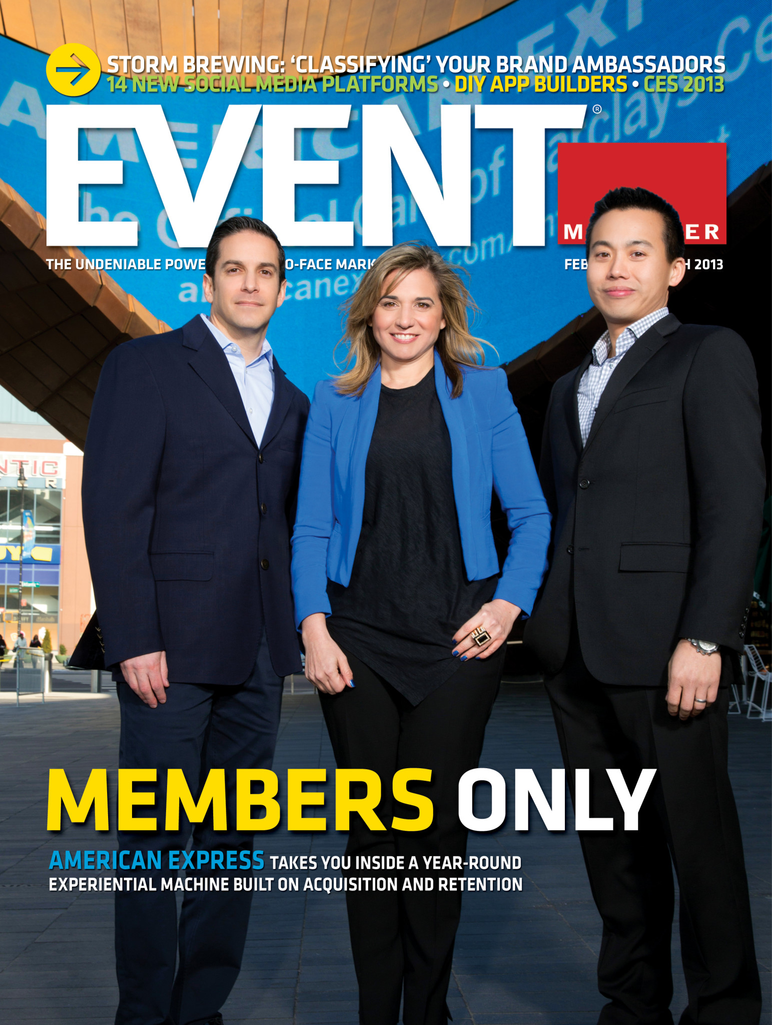 Event Marketer February/March 2013 Issue