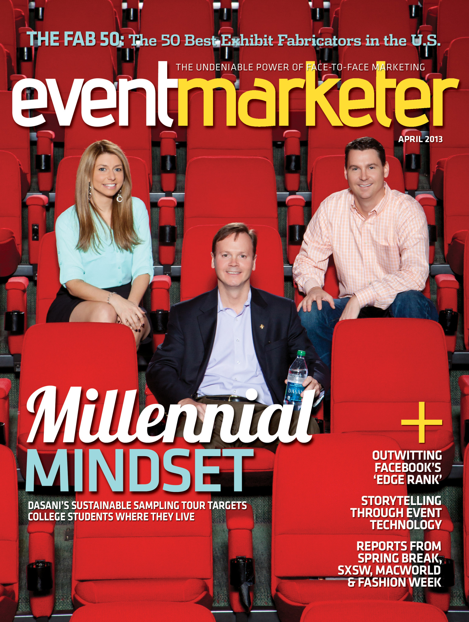 Event Marketer April 2013 Issue