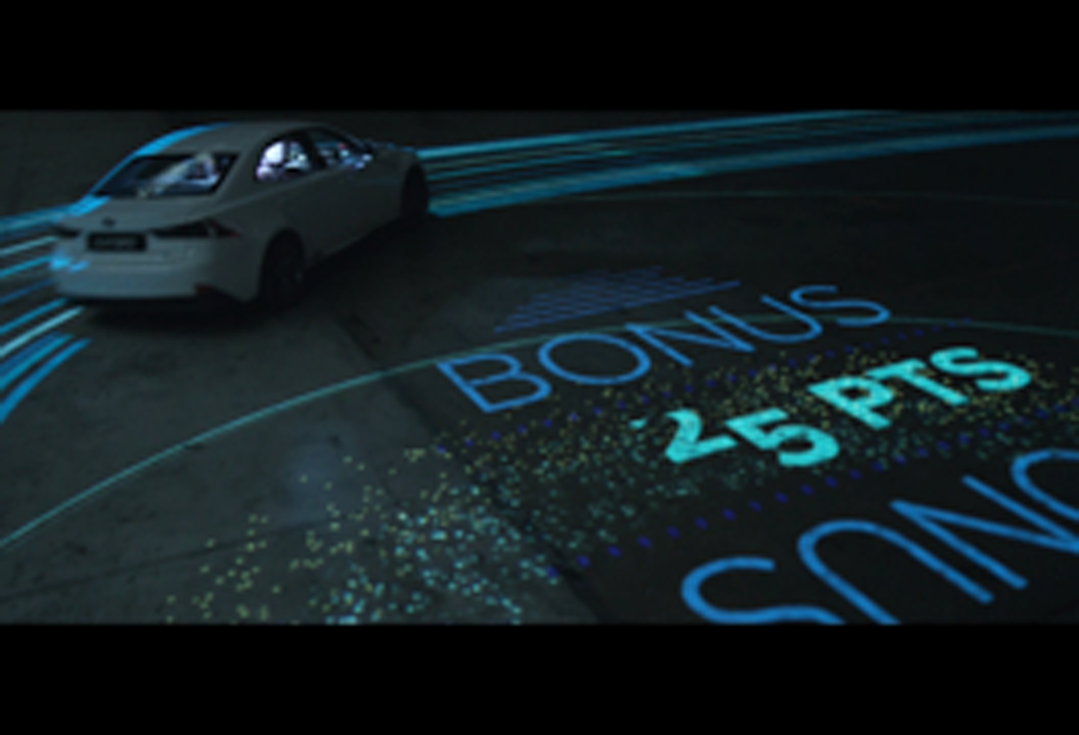 Lexus Italy Trace Their Race Campaign