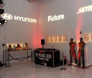 Hyundai Presents The Walking Dead: A Decade Of Dead