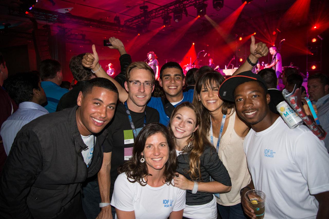 Intel Joe English and Millennials
