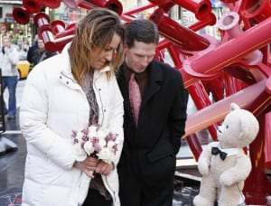 Snuggle Hosts 2014 Valentine's Day Celebration In New York City Complete With Special Appearance By Snuggle Bear