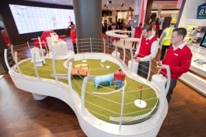 Have Fun: A new generation of smart toys and games excites kids of all ages in this zone.