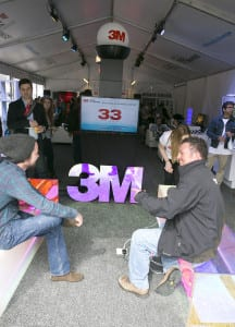 March 7th, 0214: SXSW Interactive for 3M