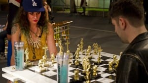 Absolut Art Basel Chess - Miami 2013