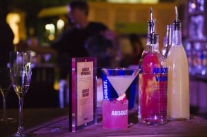 Absolut Art Basel Signature Drinks - Miami 2013
