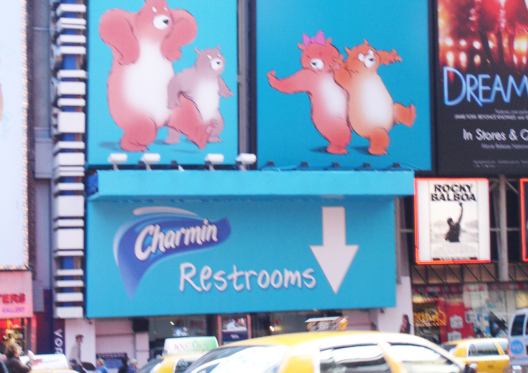 Charmin Restrooms Image