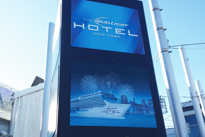 Budlight Hotel New 2014