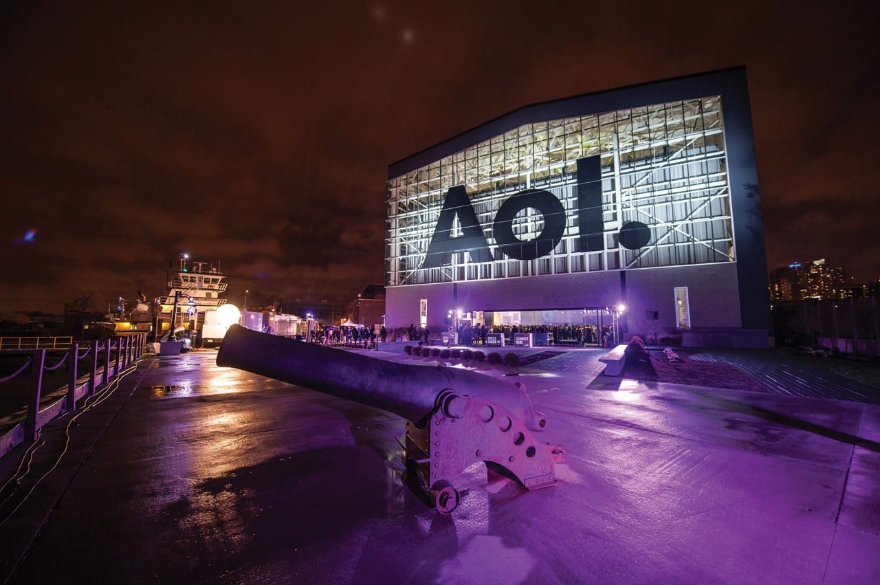 AOL Newfront 2014