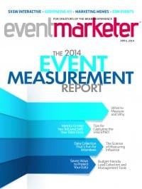Event Marketer April 2014 Issue