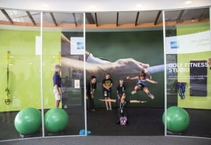 American Express at Pinehurst 2014 - Golf Fitness Studio