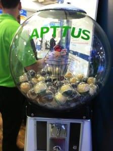 Dreamforce 2014 Apptus Cupcake