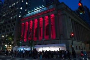 LG Pixel Gotham Hall 2014
