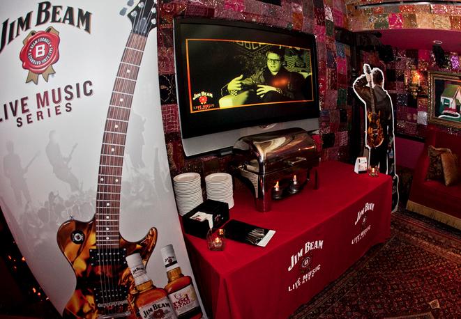 Jim Beam Music Series 2012