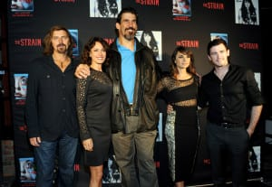 Cast of The Strain