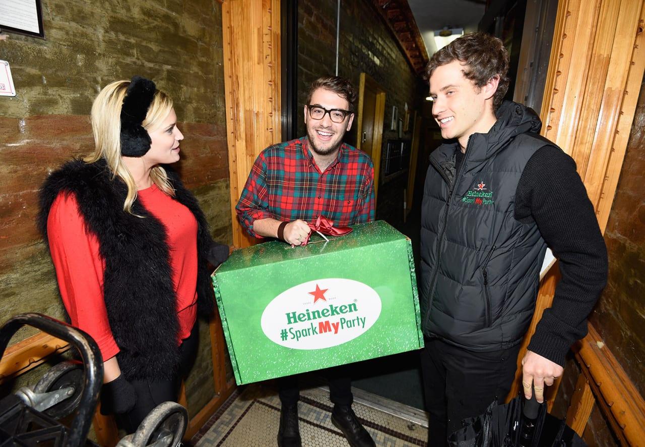Heineken party packages