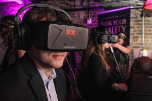 Dos Equis Mirrorball XXMasq 4 Oculus Rift