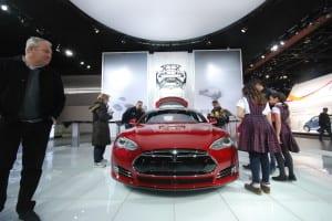 NAIAS 2015 Tesla 21