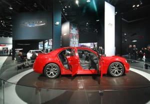 NAIAS 2015 Chrysler