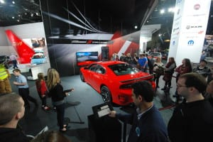 NAIAS 2015 Dodge 6