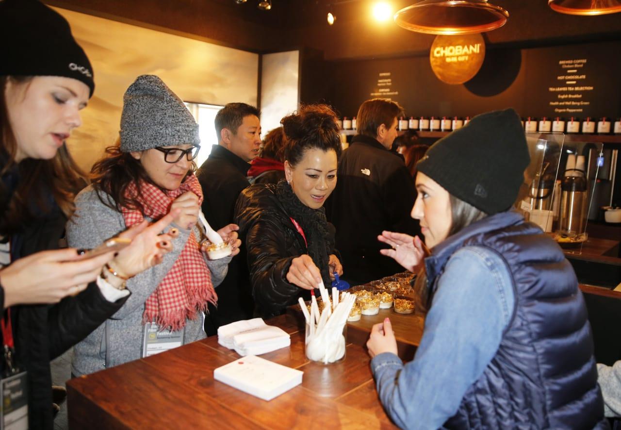 Chobani Sundance experiences