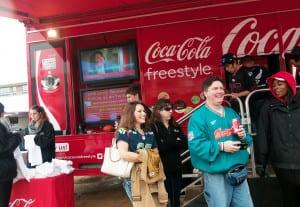 Fan Fest Scotts Mall Coke Freestyle1 2015
