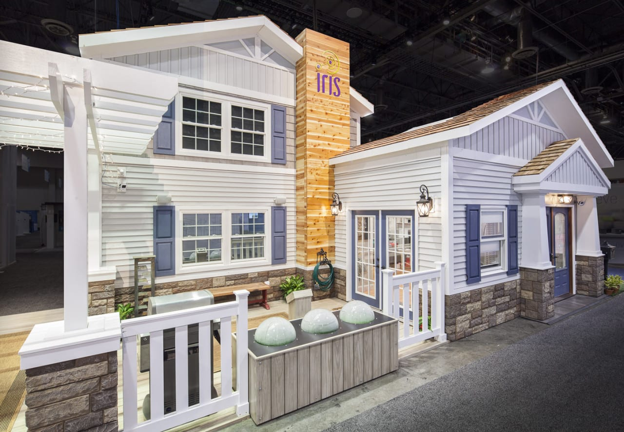 smart home lowe's ces