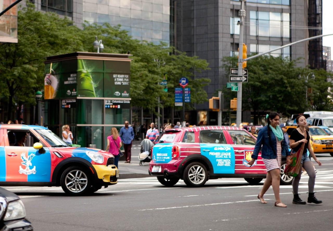 Uber partnership