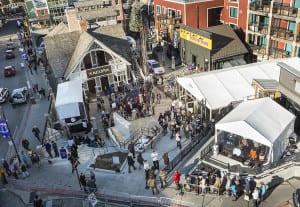 Acura Studio at Sundance Film Festival Footprint 2015