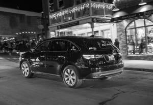 Acura Studio at Sundance Film Festival Uber 2015