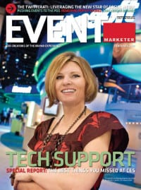 Event Marketer February 2009 Cover