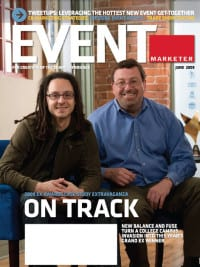 Event Marketer June 2009 Cover