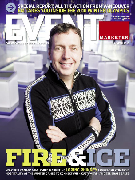 Event Marketer March 2010 Cover