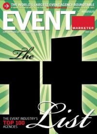 Event Marketer May 2008 Issue
