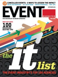 Event Marketer May 2009 Issue